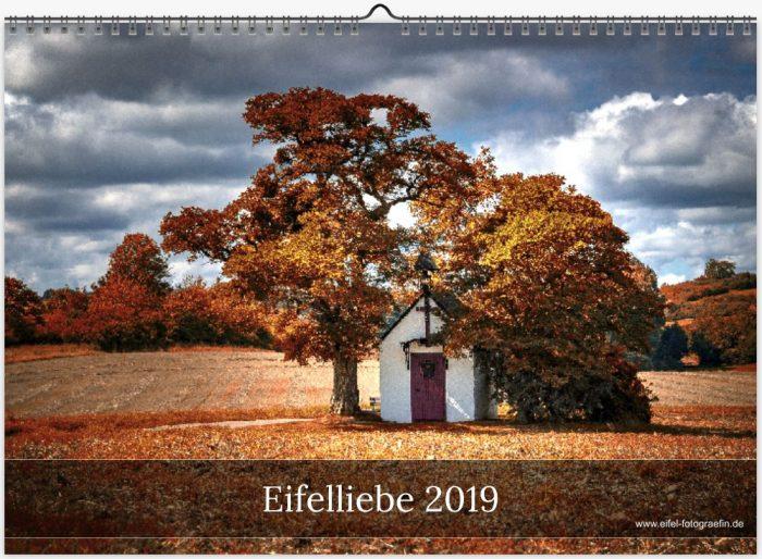 "Kalender ""Eifelliebe"" 2019 - Eifel-Fotograefin.de"