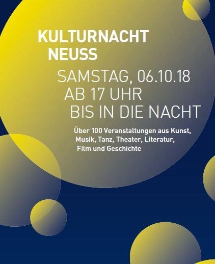 Kulturnacht Neuss - Atelier Kunst am Platz